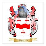 Bamfard Square Car Magnet 3