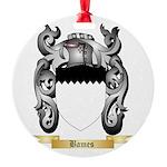 Bames Round Ornament