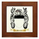 Bames Framed Tile