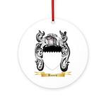 Bames Ornament (Round)