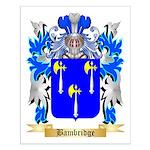 Bambridge Small Poster
