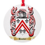 Bamber Round Ornament