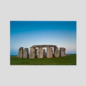 Stonehenge - Rectangle Magnet (10 pk)