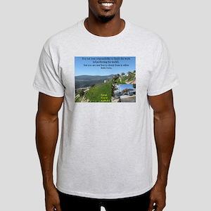 Tikkun Olam -- Repair the World T-Shirt