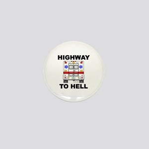 Highway to Hell, Ambulance Mini Button