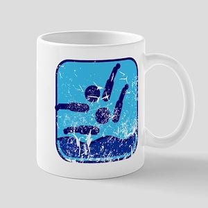 Synchronschwimmen (used) Mug