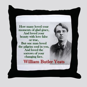 How Many Loved Your Moments Of Sad Grace - Yeats T