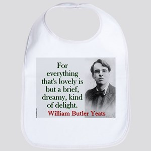 For Everything Thats Lovely - Yeats Cotton Baby Bi