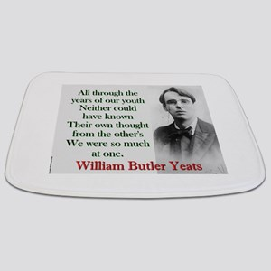 All Through The Years Of Our Youth - Yeats Bathmat