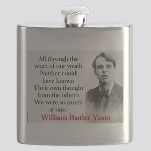 All Through The Years Of Our Youth - Yeats Flask
