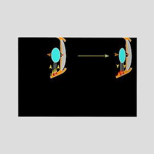 ion, artwork - Rectangle Magnet (10 pk)