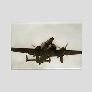 er in flight - Rectangle Magnet (10 pk)