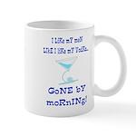 Like my Men Like I Like my vodka Mug