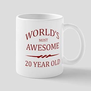 World's Most Awesome 20 Year Old Mug