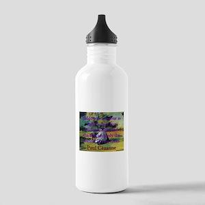 Shadow Is A Colour - Paul Cezanne Water Bottle