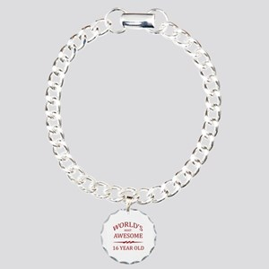 World's Most Awesome 16 Year Old Charm Bracelet, O