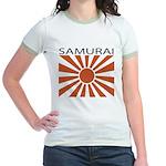 Samurai Jr. Ringer T-Shirt