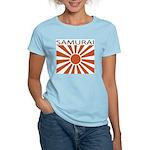 Samurai Women's Pink T-Shirt
