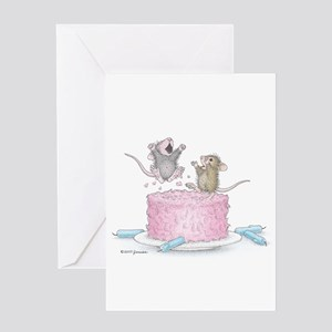 Exciting Celebration Greeting Card