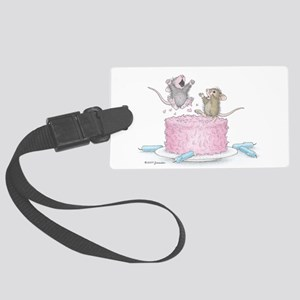 Exciting Celebration Luggage Tag