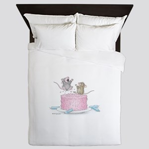 Exciting Celebration Queen Duvet
