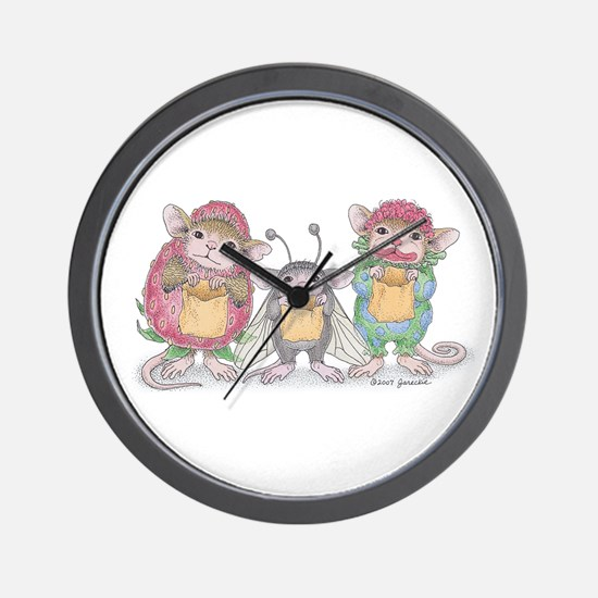 Just Clowning Around Wall Clock