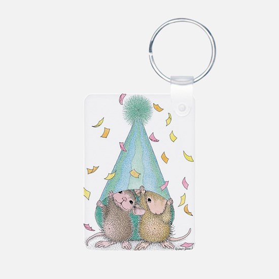 Surprise Party Keychains