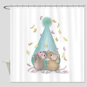 Surprise Party Shower Curtain