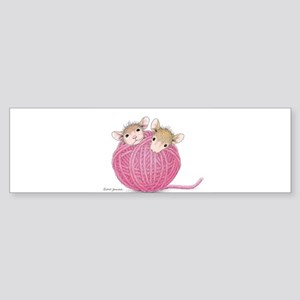 Close Knit Friendship Bumper Sticker