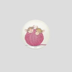 Close Knit Friendship Mini Button