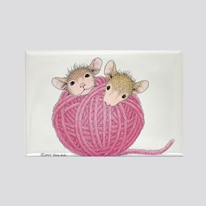 Close Knit Friendship Rectangle Magnet