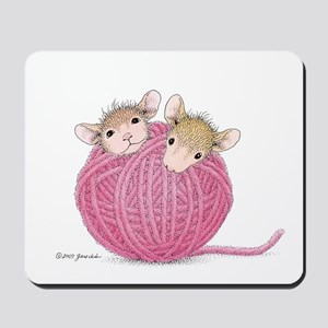 Close Knit Friendship Mousepad