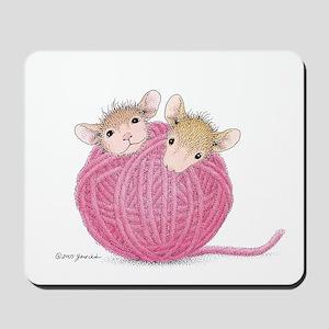 Close Knit Friendship Mousepad