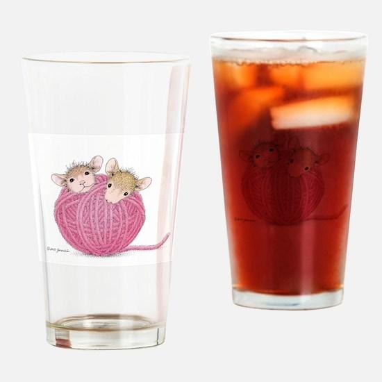 Close Knit Friendship Drinking Glass