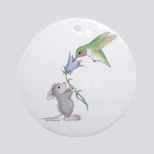 Helping Hand Ornament (Round)