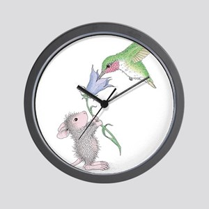 Helping Hand Wall Clock