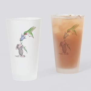 Helping Hand Drinking Glass