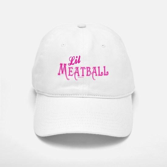 Lil Meatball Baseball Baseball Baseball Cap