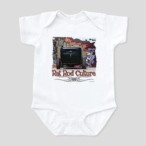 Rat Rod Culture Infant Bodysuit