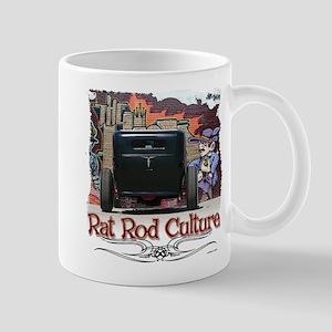 Rat Rod Culture Mug