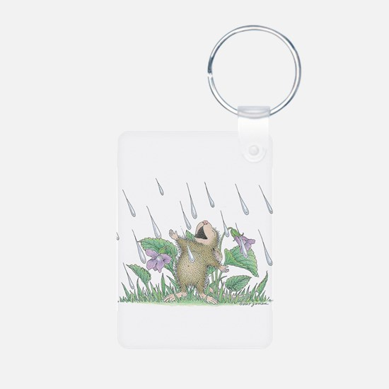 Singing in the Rain Keychains