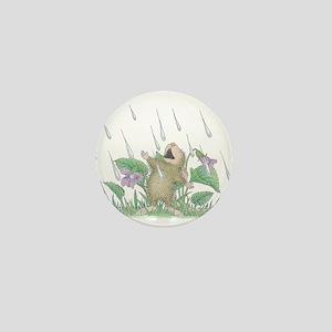 Singing in the Rain Mini Button
