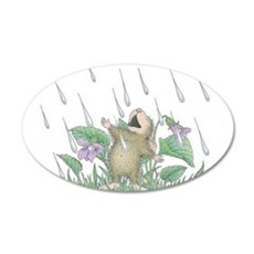 Singing in the Rain Wall Decal