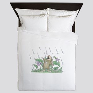 Singing in the Rain Queen Duvet