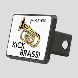 Tuba Players Kick Brass Hitch Cover