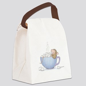 Lip Smackin Relaxin Canvas Lunch Bag
