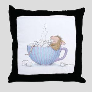 Lip Smackin Relaxin Throw Pillow