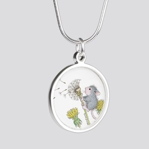Just Dandy Silver Round Necklace