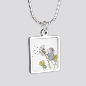 Just Dandy Silver Square Necklace