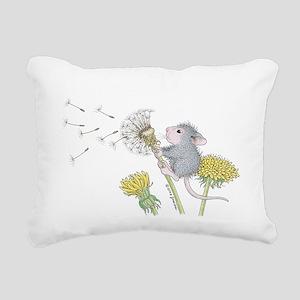 Just Dandy Rectangular Canvas Pillow